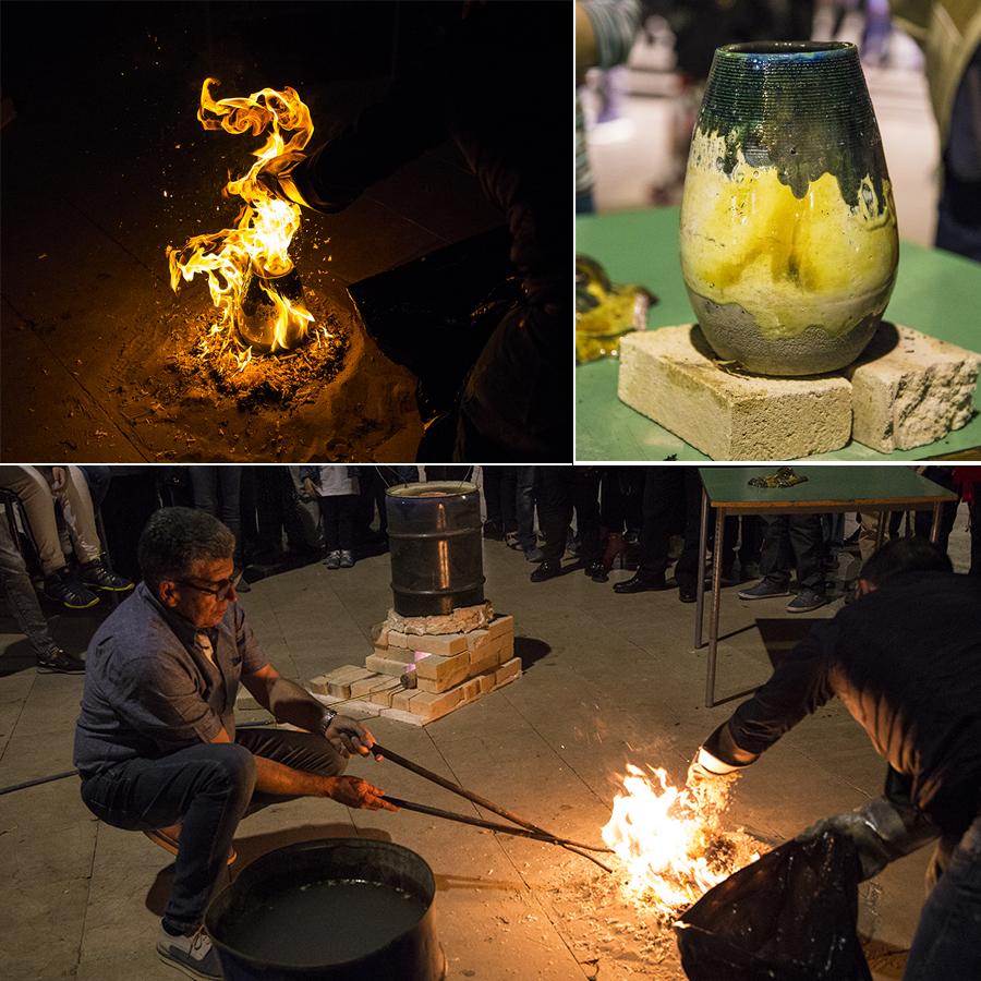 buongiorno ceramica raku