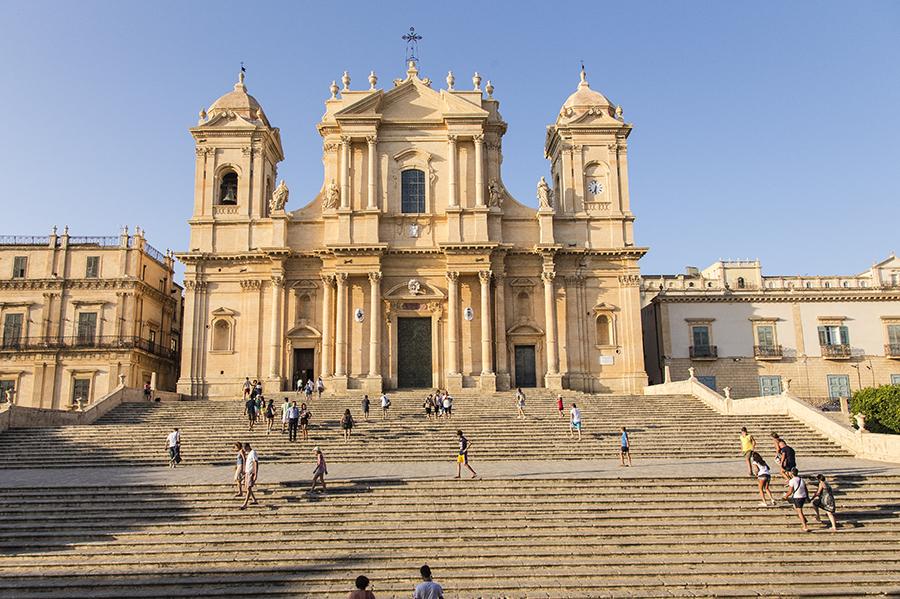 Basilica di San Nicolà Noto
