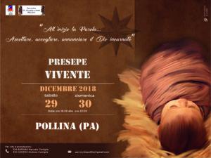 Presepe vivente di Pollina @ Pollina