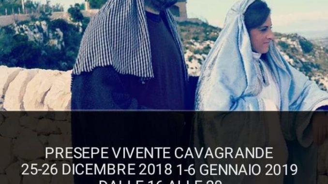 PRESEPE VIVENTE CAVAGRANDE