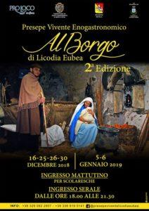 Presepe vivente Al Borgo @ licodia
