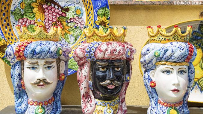 Santo Stefano di Camastra e la tradizione della ceramica - Io Amo La Sicilia