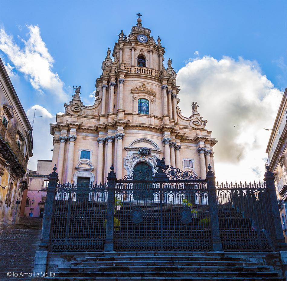 Duomo di San Giorgio Ragusa Ibla